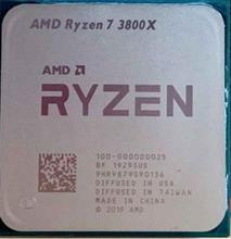 AMD RYZEN 7 3800X 3.9GHz AM4 Desktop TRAY CPU